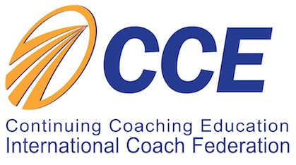 All Forton's Masterclasses are accredited by the ICF For Continuing Coach Education