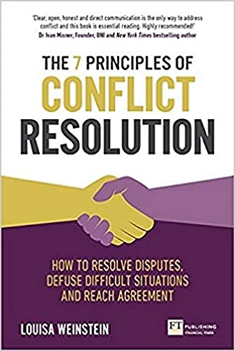 7 Principles of conflict management
